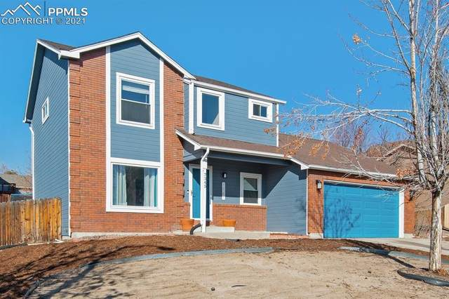 7345 Liberty Bell Drive, Colorado Springs, CO 80920 (#8656902) :: The Dixon Group