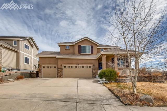 13475 Canyons Edge Drive, Colorado Springs, CO 80921 (#8657152) :: RE/MAX Advantage