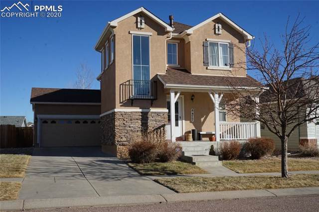 6477 Sunny Meadow Street, Colorado Springs, CO 80923 (#8657924) :: The Hunstiger Team