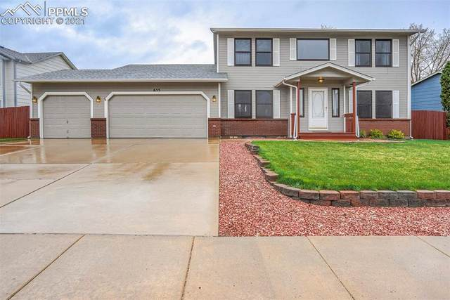 655 Hugh Martin Street, Colorado Springs, CO 80911 (#8658203) :: Venterra Real Estate LLC