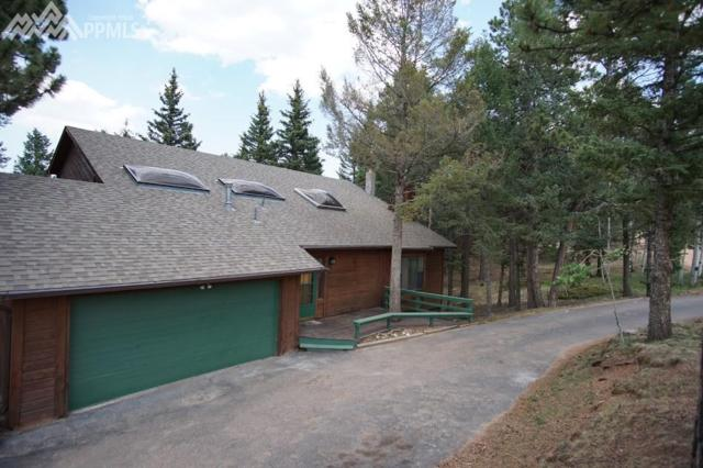 227 Illini Drive, Woodland Park, CO 80863 (#8659719) :: CENTURY 21 Curbow Realty