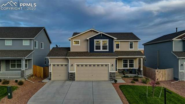 9183 Pennycress Drive, Colorado Springs, CO 80925 (#8660118) :: The Treasure Davis Team