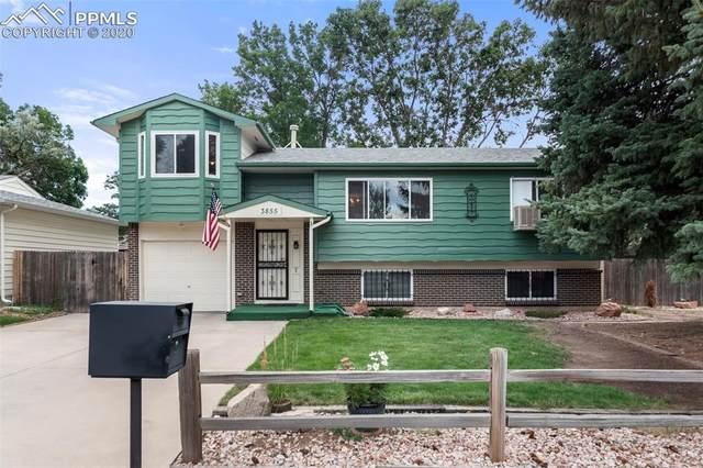 3855 Surrey Lane, Colorado Springs, CO 80918 (#8660403) :: Finch & Gable Real Estate Co.