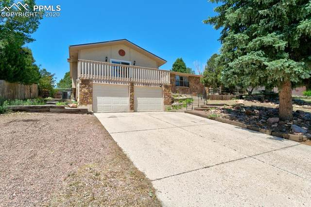 5521 Galena Place, Colorado Springs, CO 80918 (#8660691) :: Tommy Daly Home Team