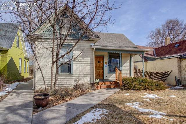 1024 W Colorado Avenue, Colorado Springs, CO 80904 (#8667570) :: 8z Real Estate