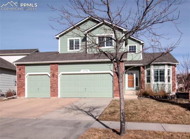 1376 Lily Lake Drive, Colorado Springs, CO 80921 (#8667639) :: 8z Real Estate