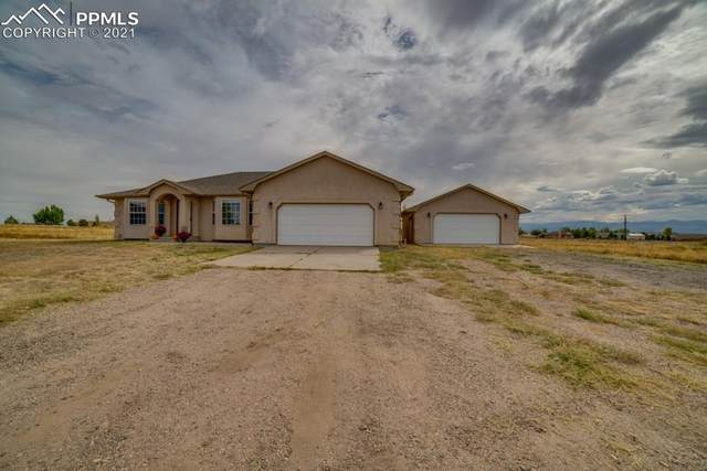 1230 W Presidio Drive, Pueblo West, CO 81007 (#8670816) :: Springs Home Team @ Keller Williams Partners