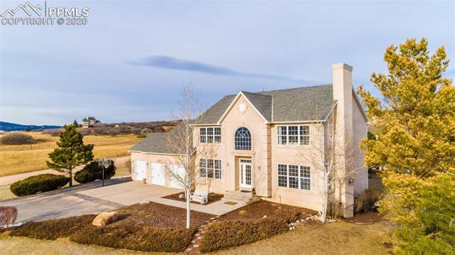 14915 Crooked Spur Lane, Colorado Springs, CO 80921 (#8670887) :: The Daniels Team