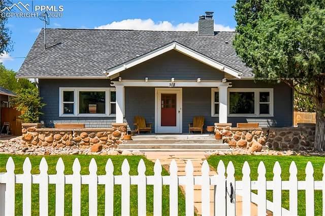 918 Cheyenne Boulevard, Colorado Springs, CO 80905 (#8673902) :: Venterra Real Estate LLC