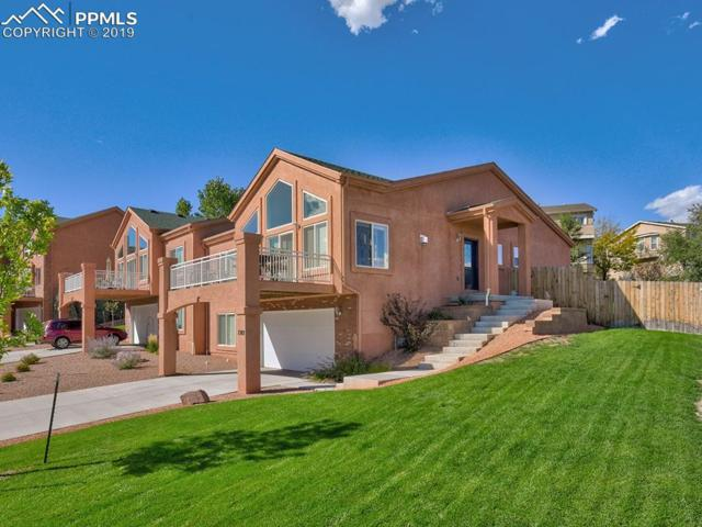 1302 Mirrillion Heights, Colorado Springs, CO 80904 (#8678875) :: The Treasure Davis Team