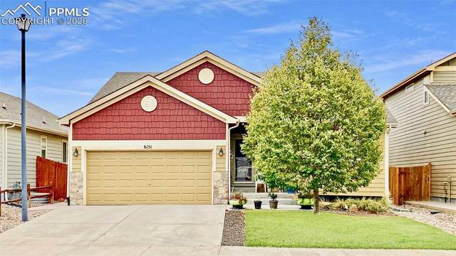 6151 Water Trough Trail, Colorado Springs, CO 80925 (#8681573) :: Finch & Gable Real Estate Co.