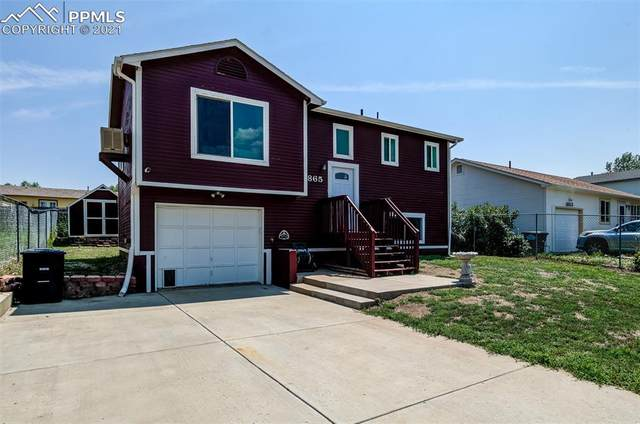 1865 Swearinger Drive, Colorado Springs, CO 80906 (#8682358) :: Fisk Team, eXp Realty