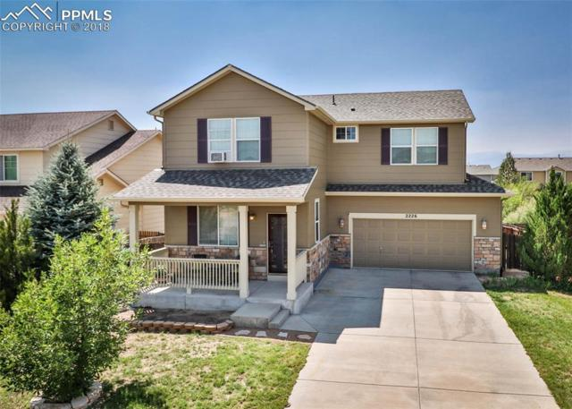 2226 Streambank Drive, Colorado Springs, CO 80951 (#8684359) :: Jason Daniels & Associates at RE/MAX Millennium