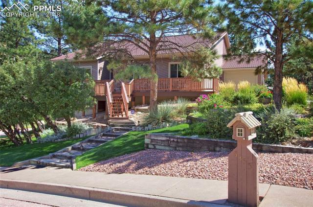 5355 Germaine Court, Colorado Springs, CO 80919 (#8684641) :: The Treasure Davis Team