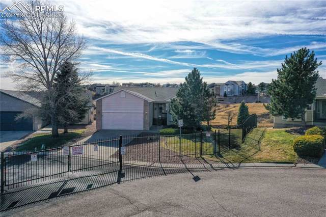 6265 Retreat Point, Colorado Springs, CO 80919 (#8684668) :: The Peak Properties Group