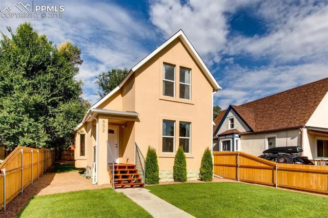 602 N Spruce Street, Colorado Springs, CO 80905 (#8685046) :: CC Signature Group