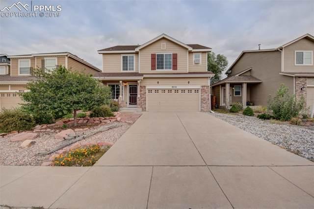 8036 Parsonage Lane, Colorado Springs, CO 80951 (#8685439) :: The Treasure Davis Team