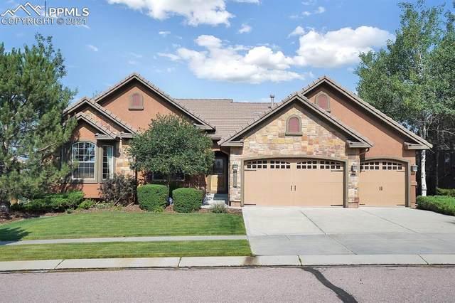 13476 Cedarville Way, Colorado Springs, CO 80921 (#8686546) :: Tommy Daly Home Team