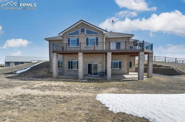5001 County 186 Road, Elizabeth, CO 80107 (#8686640) :: CENTURY 21 Curbow Realty