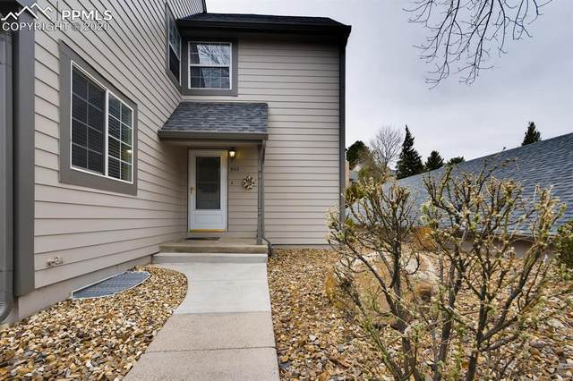 402 Cobblestone Drive, Colorado Springs, CO 80906 (#8687456) :: The Kibler Group