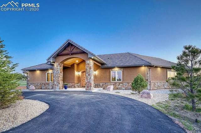 18905 Brockenbury Court, Monument, CO 80132 (#8688335) :: Action Team Realty