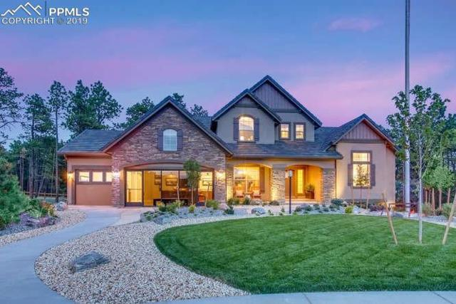 1654 Summerglow Lane, Monument, CO 80132 (#8690110) :: Tommy Daly Home Team