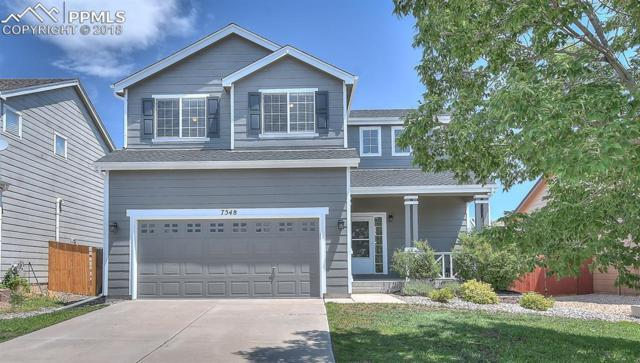7548 Stephenville Road, Peyton, CO 80831 (#8690219) :: The Hunstiger Team