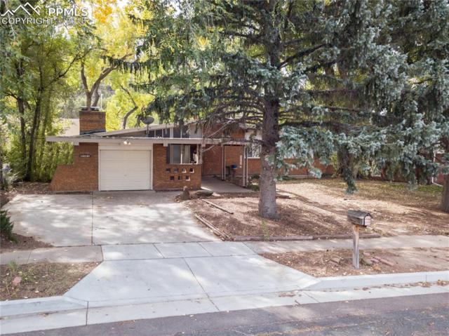 2407 Flintridge Drive, Colorado Springs, CO 80918 (#8691289) :: Venterra Real Estate LLC