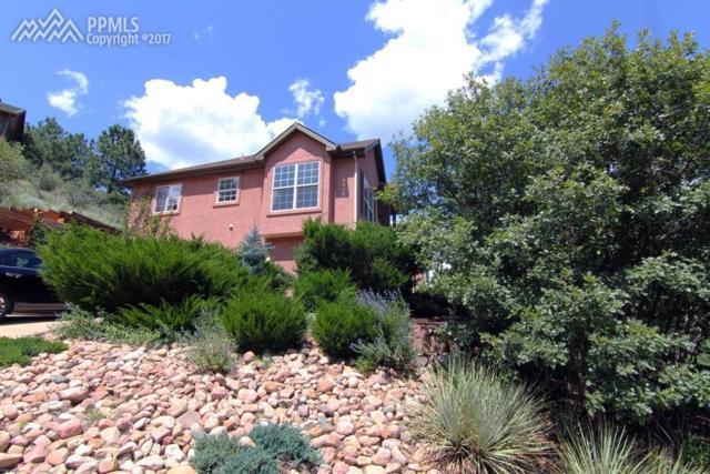 5340 Germaine Court, Colorado Springs, CO 80919 (#8691588) :: The Treasure Davis Team