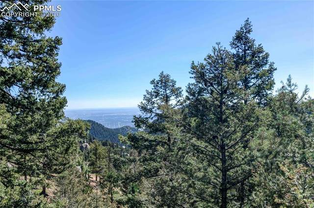 439 Ponderosa View, Manitou Springs, CO 80829 (#8691827) :: Colorado Home Finder Realty