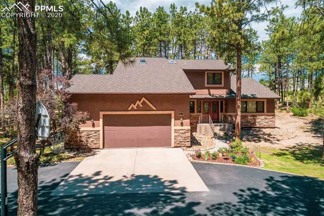 18740 St Andrews Drive, Monument, CO 80132 (#8693258) :: Harling Real Estate