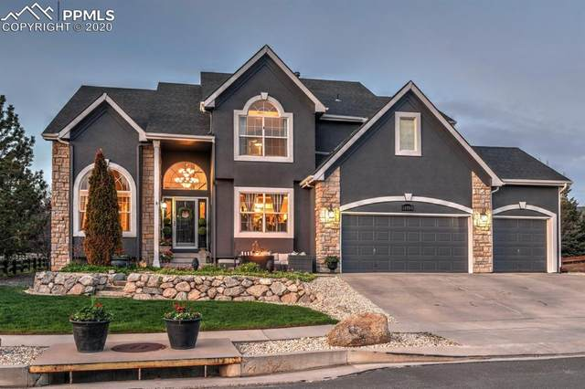 11955 Hanging Valley Way, Colorado Springs, CO 80921 (#8694621) :: The Daniels Team