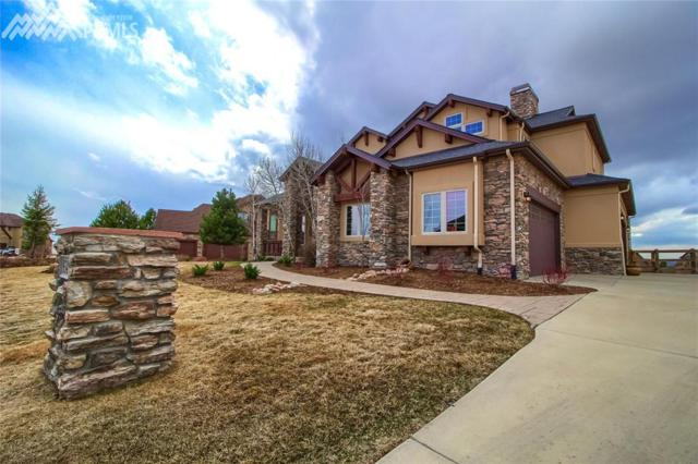 9349 Windhaven Drive, Parker, CO 80134 (#8694648) :: Action Team Realty
