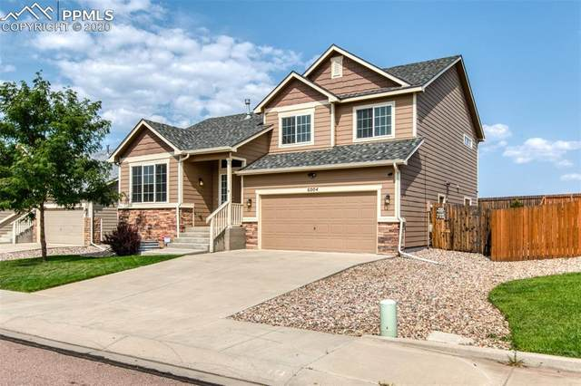 6004 Dancing Sun Way, Colorado Springs, CO 80911 (#8695714) :: The Artisan Group at Keller Williams Premier Realty