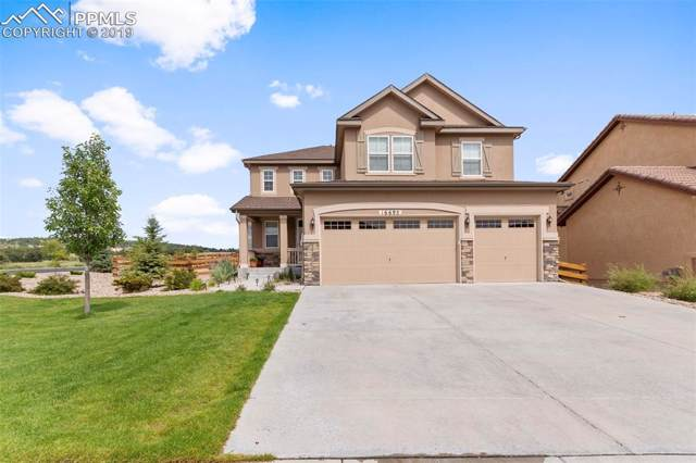 16695 Mystic Canyon Drive, Monument, CO 80132 (#8698370) :: Tommy Daly Home Team