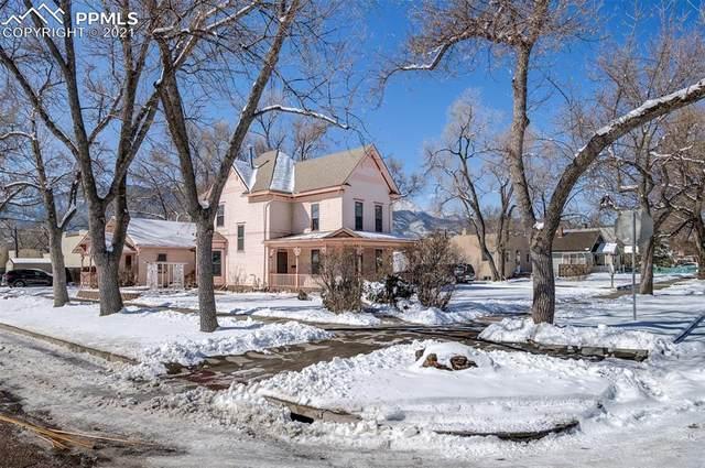 1701 W Pikes Peak Avenue, Colorado Springs, CO 80904 (#8699029) :: Venterra Real Estate LLC