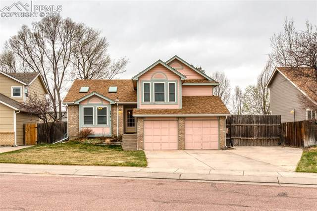 275 Pucket Circle, Colorado Springs, CO 80911 (#8700108) :: Venterra Real Estate LLC