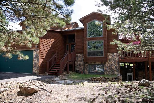 2126 Valley View Drive, Woodland Park, CO 80863 (#8700265) :: 8z Real Estate