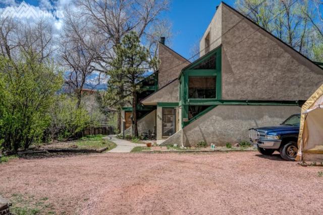 406 Columbia Road, Colorado Springs, CO 80904 (#8701012) :: The Treasure Davis Team