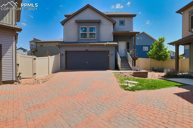 6683 Thicket Pass Lane, Colorado Springs, CO 80927 (#8710129) :: Action Team Realty