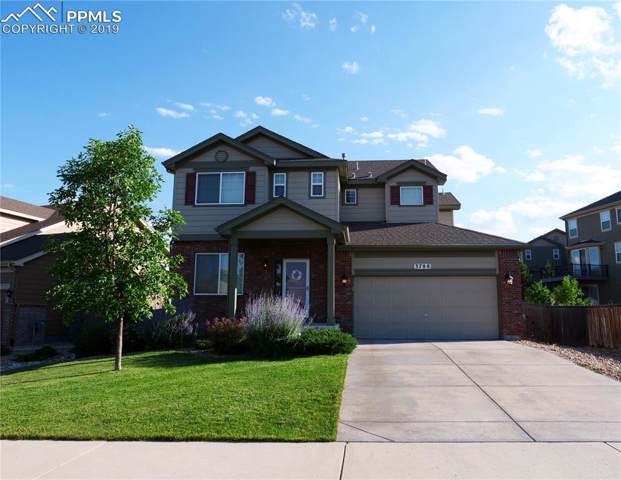 3788 Amber Sun Circle, Castle Rock, CO 80108 (#8711847) :: 8z Real Estate