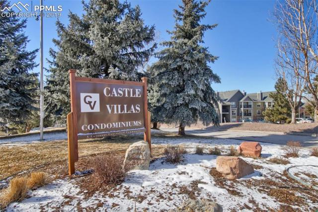 6013 Castlegate Drive D15, Castle Rock, CO 80108 (#8712856) :: The Hunstiger Team