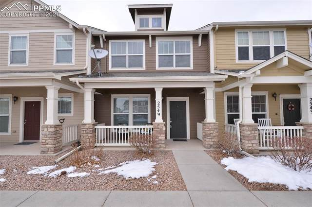 2549 Obsidian Forest View, Colorado Springs, CO 80951 (#8717206) :: The Treasure Davis Team