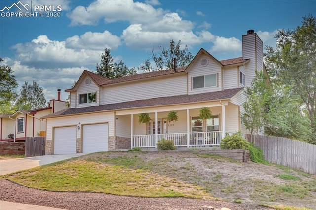 2378 Distinctive Drive, Colorado Springs, CO 80920 (#8717280) :: The Treasure Davis Team