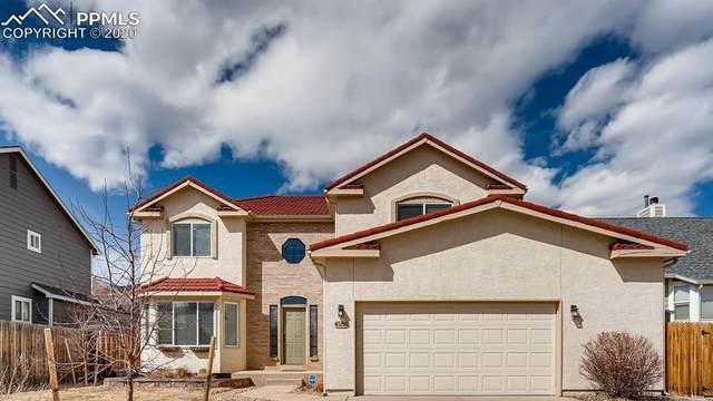 4585 Granby Circle, Colorado Springs, CO 80919 (#8717595) :: The Treasure Davis Team