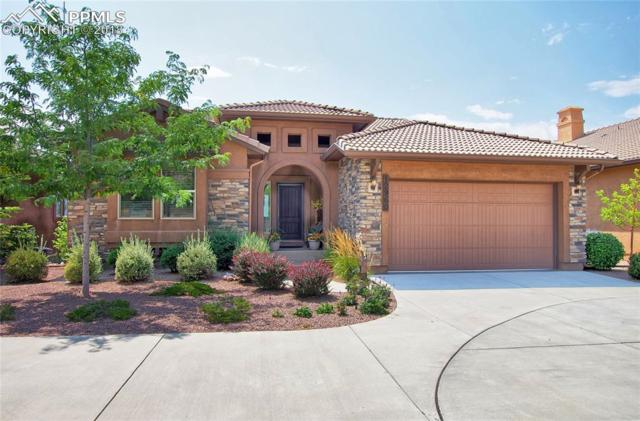 12960 Penfold Drive, Colorado Springs, CO 80921 (#8718709) :: The Hunstiger Team