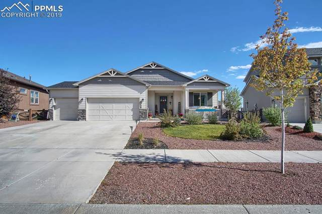 8738 Meadow Wing Circle, Colorado Springs, CO 80927 (#8723084) :: Tommy Daly Home Team
