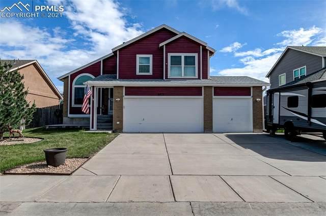 6871 Ancestra Drive, Colorado Springs, CO 80817 (#8723493) :: Action Team Realty