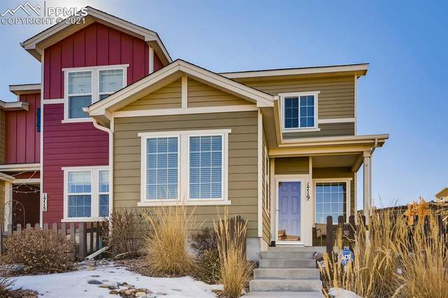 1719 Portland Gold Drive, Colorado Springs, CO 80905 (#8723947) :: Hudson Stonegate Team
