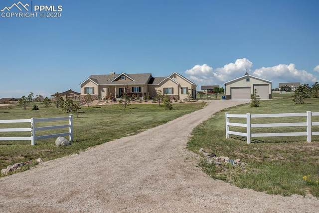 13505 Buffalo River Trail, Elbert, CO 80106 (#8726070) :: Tommy Daly Home Team